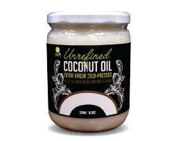 Pure Unrefined VIRGIN COCONUT OIL