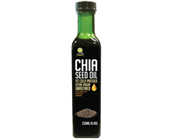 CHIA SEED OIL - Edible Oils