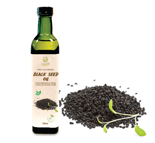 Organic Black Cumin Seed Cooking Oil