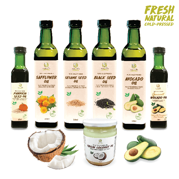 Organic Avocado Cooking Oil