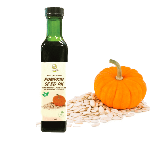 Organic Pumpkin Cooking Oil