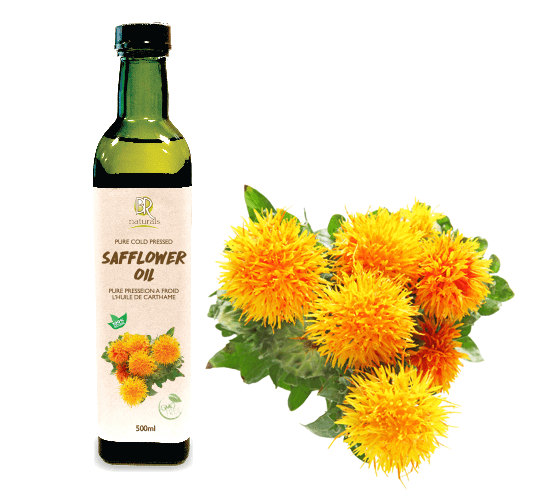 Organic Safflower Cooking Oil