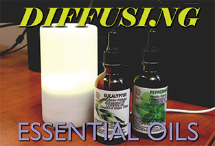 Diffusing Essential Oils...What Nobody Ever Told You.