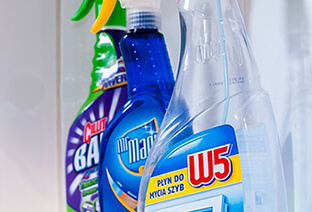 Toxic Chemicals Found Hidden in Common Household Cleaners