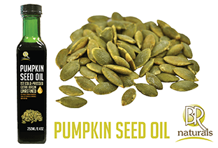 The Power of Pumpkin Seed Oil